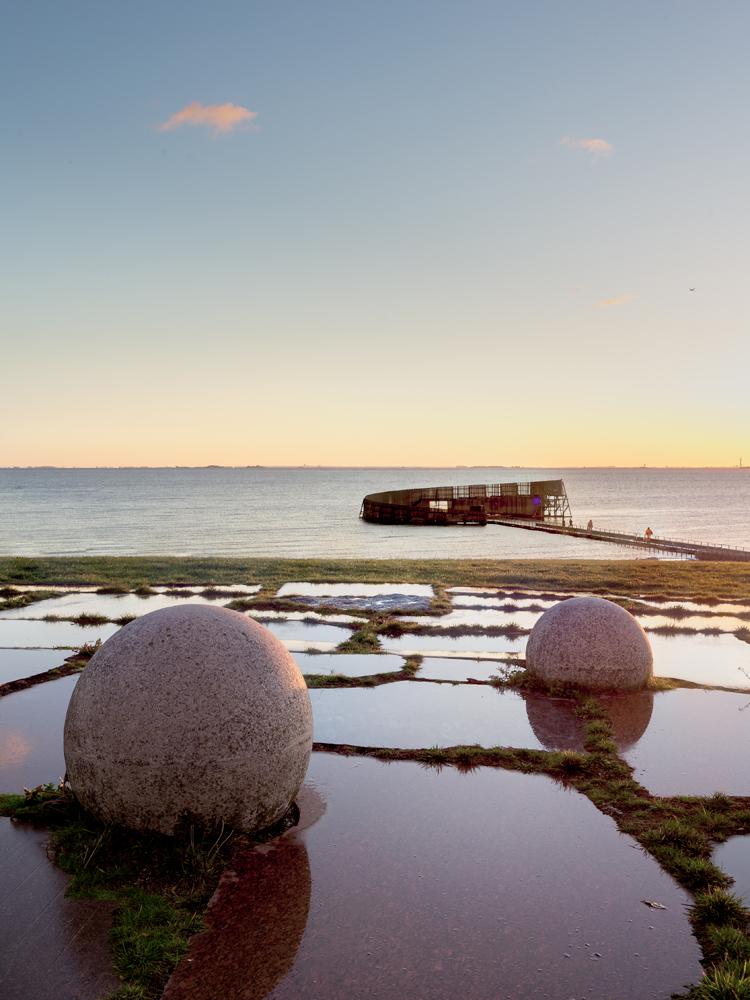 Opland projekt Kastrup strandpark Landskaber