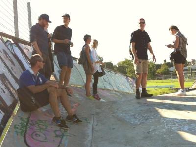 skaterbane