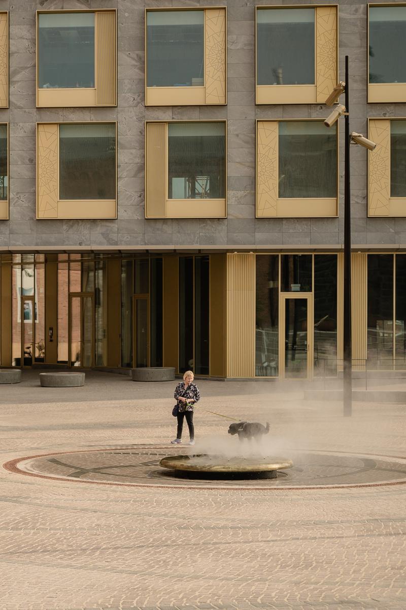 Opland projekt Bryggernes Plads Carlsberg Byen